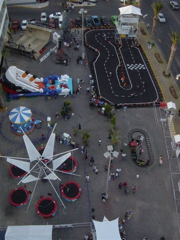 Pista Chiquicars® Plaza Galerías